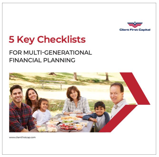 CFC Key Checklists for Multi-Generational Financial Planning